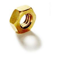 Nut Only Brass
