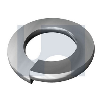 Washer Only Mild Steel Galvanised