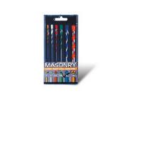 Drilling Masonry Standard Masonry