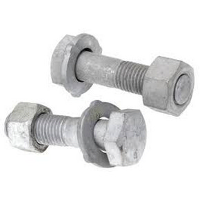 Bolt & Nut Structural Galvanised