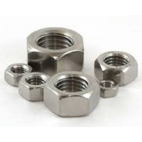 Nut Only Mild Steel