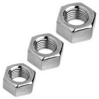 Nut Only Stainless Steel