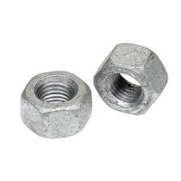 Nut Only Structural Galvanised