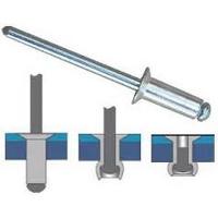Rivets Aluminium Steel Countersunk
