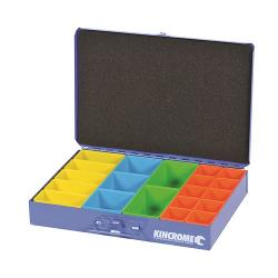 KINCROME MULTI STORAGE CASE K7613 20 COMPARTMENTS