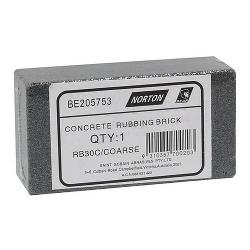 STG RUBBING BRICK COARSE 50X80X150 BE205753