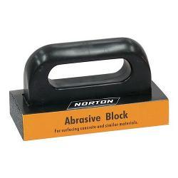 STG RUBBING BRICK COARSE 28X80X150 BE377082