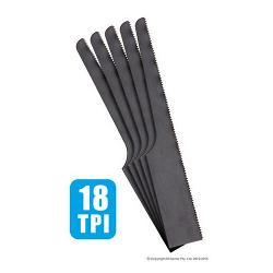 NTD AIR SAW BLADE 18TPI 5 PACK PT301A18