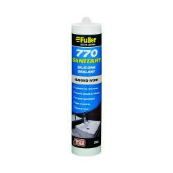 FULLER 770 SANITARY SILICONE ALMOND IVORY