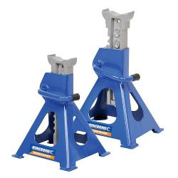 KINCROME RATCHET JACK STAND 2000KG 1 PAIR K12073