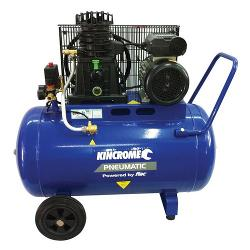 KINCROME COMPRESSOR 3HP 100L BELT DRIVE