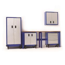 KINCROME 5PCE GARAGE WORKSHOP K070037