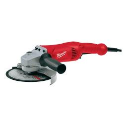 MILWAUKEE 180MM 1520W SOFT START GRINDER AG16-180C