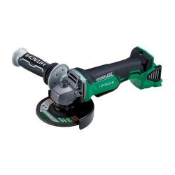 HITACHI 125MM 18V DEADMAN GRINDER SKIN BRUSHLESS G18DBAL(H5)
