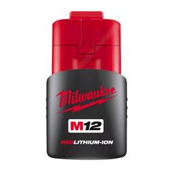 MILWAUKEE 12V 1.5AH BATTERY