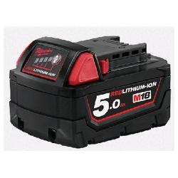 MILWAUKEE 18V 5.0AH BATTERY M18B5