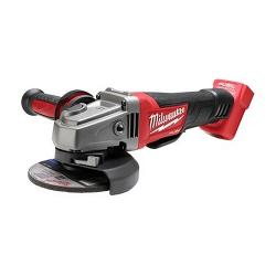 MILWAUKEE 18V 125MM BRUSHLESS GRINDER RAPID STOP M18CAG125XPDB-0