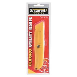 KINCROME KNIFE UTILITY FLUORO 1413