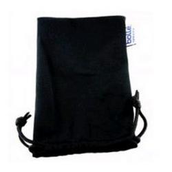 BOLLE BLACK SOFT DRAWSTRING BAG
