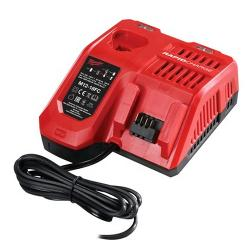 MILWAUKEE 12V / 18V DUAL FAST CHARGER M12-18FC