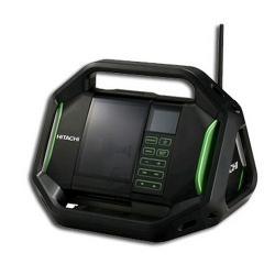 HITACHI 18V DIGITAL RADIO SKIN UR18DSAL(H4)