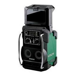HITACHI 18V RADIO SKIN UR18DSL2(H4)