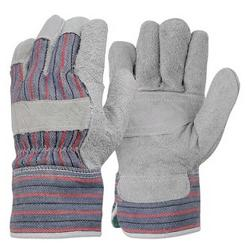 FRONTIER LEATHER GLOVE CANDY STRIP P062