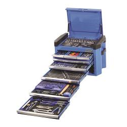 KINCROME 328PCE TOOL CHEST (BLUE) 8 DRAWER BOX K1502