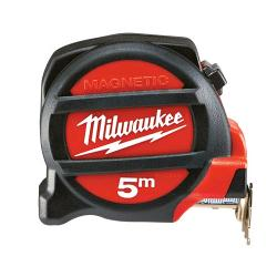 MILWAUKEE MAGNETIC TAPE MEASURE 5M 48225405