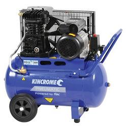 KINCROME COMPRESSOR 2.5HP 50L BELT DRIVE