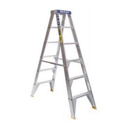 WERNER DOUBLE SIDED STEP LADDER  .9M FS13385