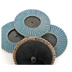 NTD QUICK-LOC MINI CUP FLAP DISC 75MM 60G ZIRC 3PK
