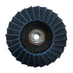JOSCO POLY FLAP DISC 125MM FINE BLUE BPD125F