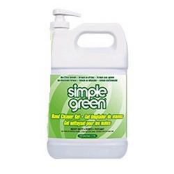SIMPLE GREEN HEAVY DUTY HAND GEL 3.8LTR