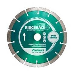 DIAMOND COMPRESSED SHEET BLADE