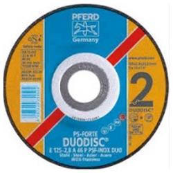 DUO-DISC 100-1.9 INOX