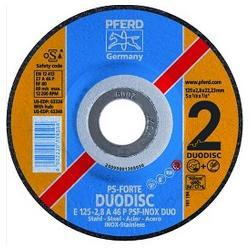 DUO-DISC 125-2.8 INOX