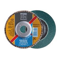 PFERD FLAP DISC 115X22MM 60G 67766115