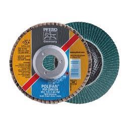 PFERD FLAP DISC 125X22MM 60G 67766125