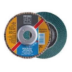 PFERD FLAP DISC 100X16MM 80G 67768100