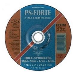 PFERD GRINDING DISC STAINLESS INOX 230X7X22MM 62023631
