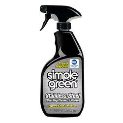 SIMPLE GREEN RTU STAINLESS CLEANER