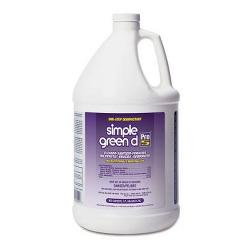 SIMPLE GREEN DISINFECTANT 4L