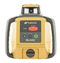 TOPCON ROTARY LASER LEVEL RL-H4C