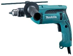 MAKITA HAMMER DRILL HP1640KSP WITH 9PCE DRILL SET