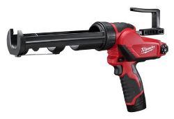 MILWAUKEE 12V CAULKING GUN KIT 310ML 1 X 2.0AH M12PCG310-201B