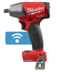 MILWAUKEE 18V ONE KEY FUEL IMPACT WRENCH M18ONEIWF12-0