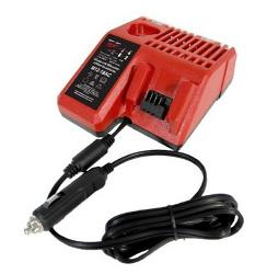 MILWAUKEE M18 12V / 18V 12VOLT AUTOMTIVE CHARGER M12-18AC