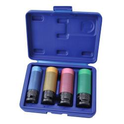 KINCROME IMPACT SOCKET SET WHEEL NUT 4 PC K2180