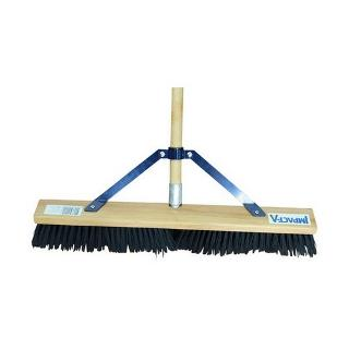 CSS BROOM HARD FIBRE 24IN BH24SH